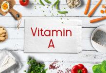 Vitamin A reiche Lebensmittel