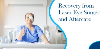 Recovery from Laser Eye Surgery and Aftercare - Optimal Vision