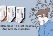 Etizolam used to Treat Insomnia and Anxiety Disorders