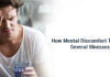How Mental Discomfort Triggers Several Illnesses