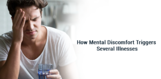 How Mental Discomfort Triggers Several Illnesses