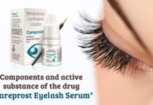 Careprost Eyelash Serum was invented 5 to six years ago in India as eye drops for the treatment of glaucoma.