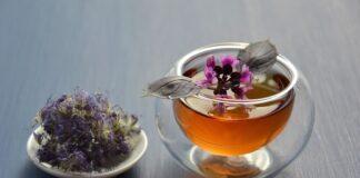 ingredients of herbal tea