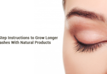 Step by step instructions to Grow Longer Eyelashes With Natural Products
