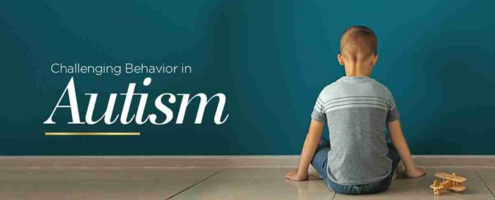 How can children with autism gain benefit from naltrexone therapy