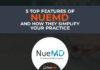 NueMD EMR Software & its features