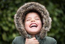 Kids cavity free teeth