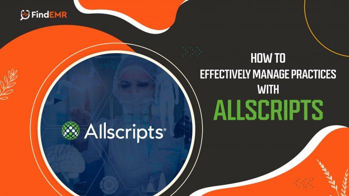 Allscripts EMR