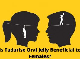 Is Tadarise Oral Jelly Beneficial to Females